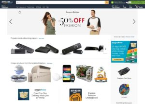 ECommerce Website Essex